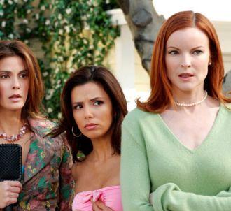 Teri Hatcher, Eva Longoria et Marcia Cross dans...
