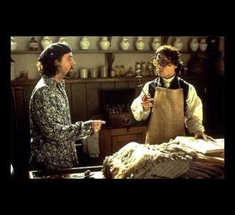 Tim Burton et Johnny Depp
