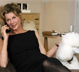 Michèle Laroque dans 'Enfin Veuve'