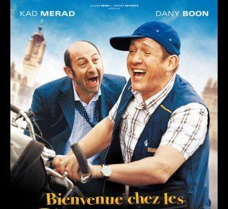 L'affiche du film 'Bienvenue chez les Ch'tis'.