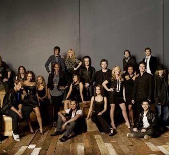 Les 24 finalistes d'American Idol 7