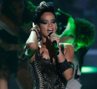 Rihanna aux MTV VMA's 2008