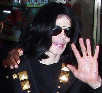 Michael Jackson, à Beverly Hills en mai 2009
