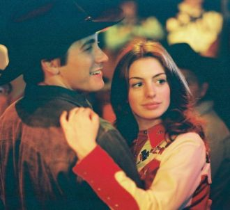 Jake Gyllenhaal et Anne Hathaway dans 'Le secret de...