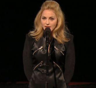 Madonna aux MTV Video Music Awards 2009