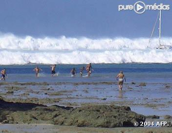 Tsunami, images intimes d'une catastrophe
