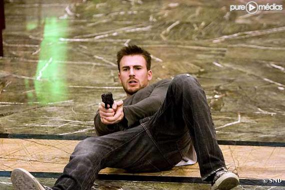"Chris Evans dans ""Push"""