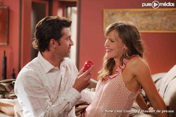 """Patrick Dempsey et Jennifer Garner dans """"Valentine's Day"""""""
