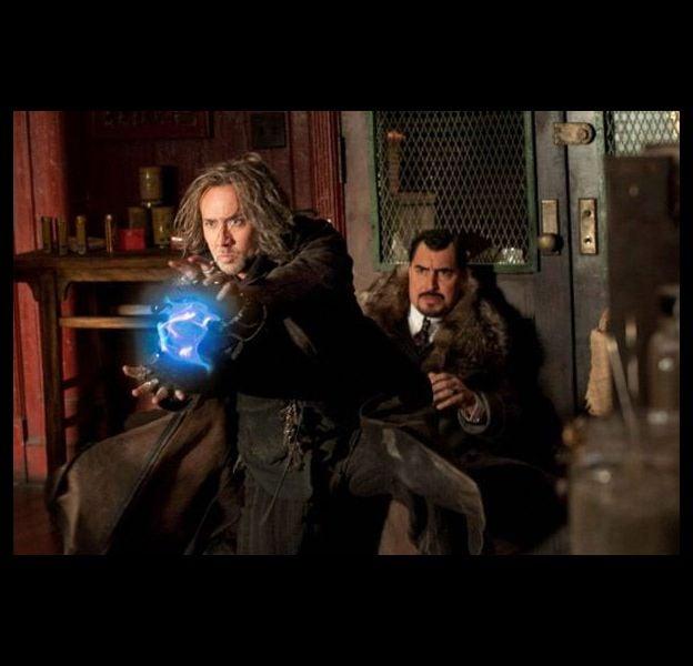 """""""L Apprenti sorcier"""" de Jon Turteltaub avec Nicolas Cage"""