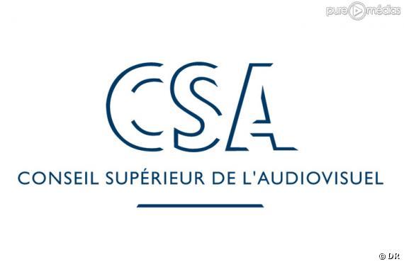 Le logo du CSA.