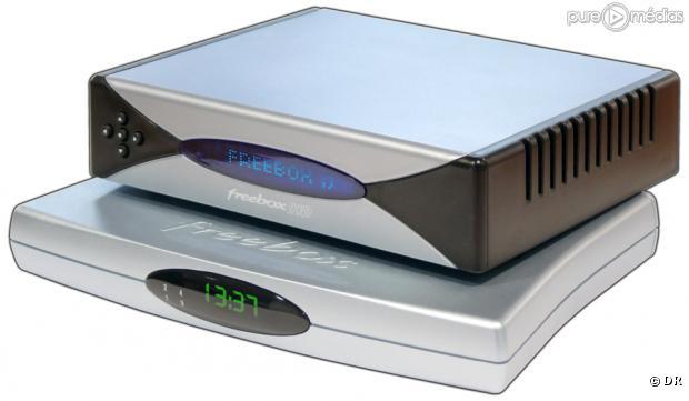 Freebox 5 et Freebox HD