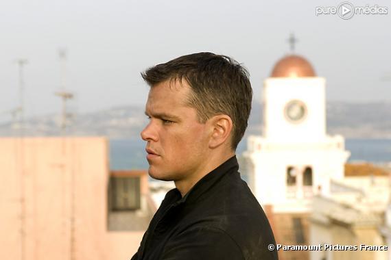 """Matt Damon dans """"La Vengeance dans la peau""""."""