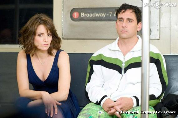 "Tina Fey et Steve Carell dans ""Crazy Night"""