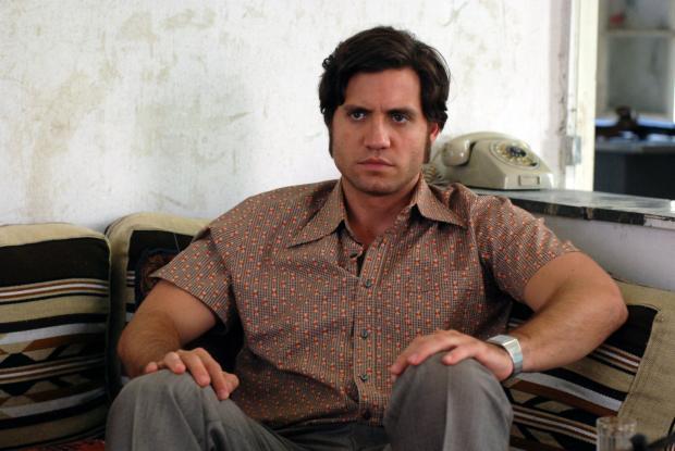 "Edgar Ramirez dans le rôle de ""Carlos"""