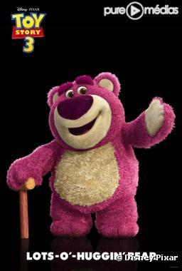 """Lots-o'-Huggin' Bear dans """"Toy Story 3"""""""