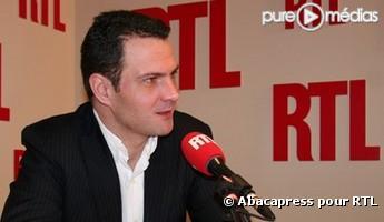 Jérôme Kerviel au micro de RTL