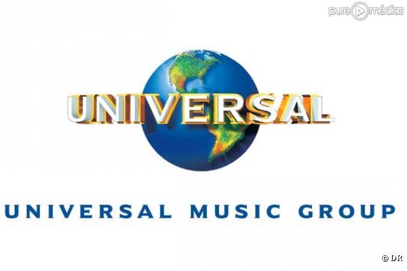 Le logo d'Universal Music Group