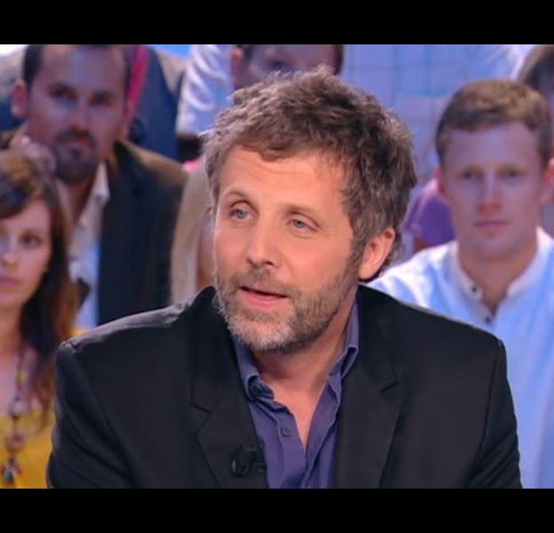 Stéphane Guillon, le 23 juin 2010 sur Canal+