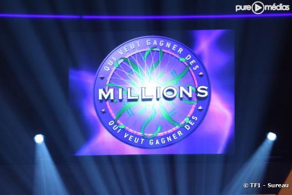"""""""Qui veut gagner des millions"""" sur TF1"""