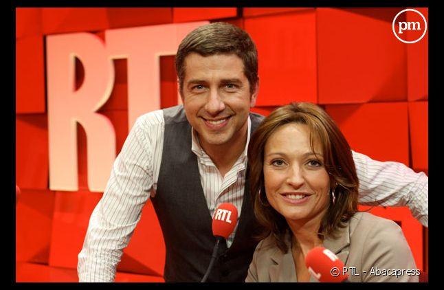 Jean-Michel Zecca et Valérie Durier
