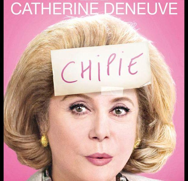 """Catherine Deneuve pour """"Potiche"""""""