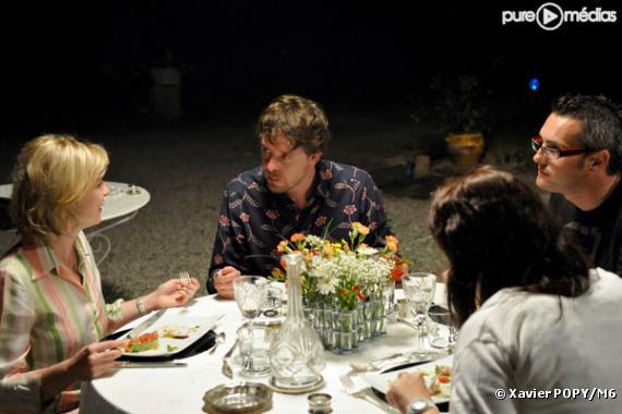 """""""Un dîner presque parfait, le combat des régions"""""""