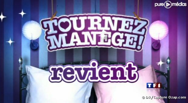 """""""Tournez manège"""", bientôt sur TF1"""