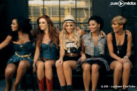 "Les Saturdays dans le clip de ""Higher"""