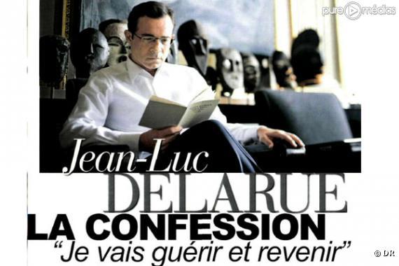 "Jean-Lud Delarue dans l'hebdomadaire ""Gala"" (22 septembre 2010)"