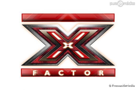 """Le logo de """"X-Factor"""""""