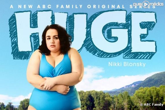 "Nikki Blonsky dans ""Huge"""