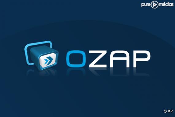 Le logo d'Ozap.com