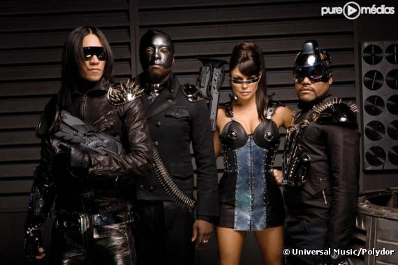 Les Black Eyed Peas