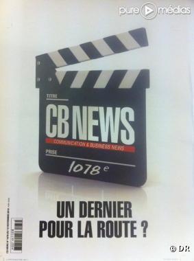 """L'ultime numéro de """"CB News"""""""