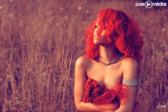 """Rihanna sur la pochette de """"Only Girl"""""""