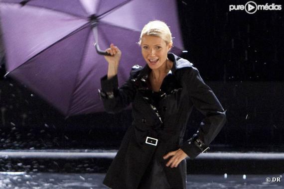 """Gwyneth Paltrow dans """"Glee"""""""