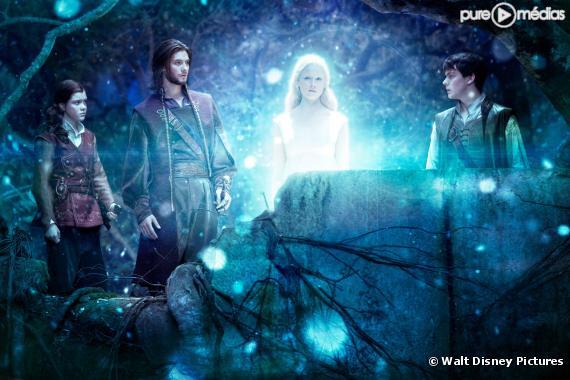 """""""Le Monde de Narnia : L'Odyssée du Passeur d'aurore"""""""