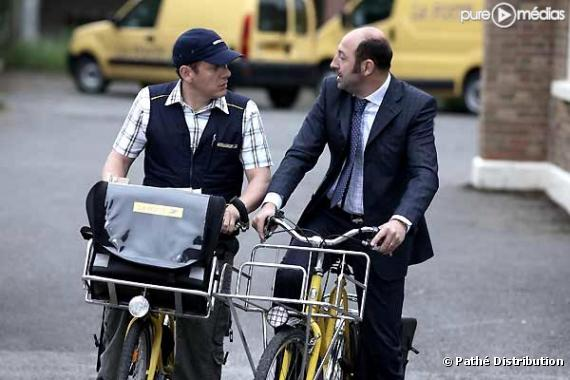 """Dany Boon et Kad Merad dans """"Bienvenue chez les ch'tis"""""""