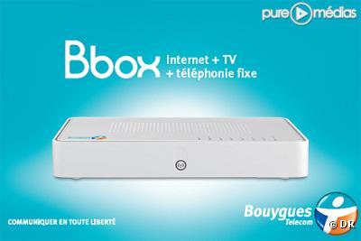 Bouygue - Bbox