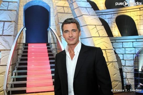 """Olivier Minne anime """"Les 60 secondes du Colisée"""" sur France 2"""