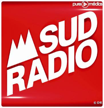 """Le logo de la station """"Sud Radio"""""""