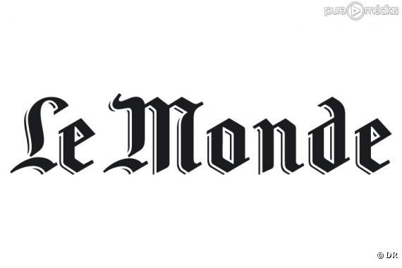 Erik izraelewicz nouveau directeur du quotidien le monde pureme - Logo le journal du jeudi ...
