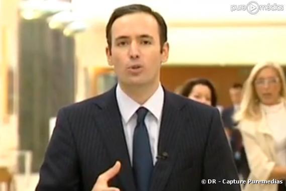 Yann-Antony Noghès, journaliste à BFM TV