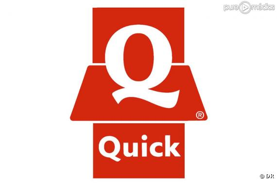 Le logo de Quick