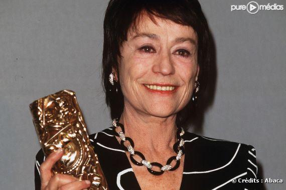 Annie Girardot, César de la meilleure actrice en 1996