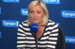 """Marine Le Pen se félicite d'être traitée """"normalement"""" par les médias"""