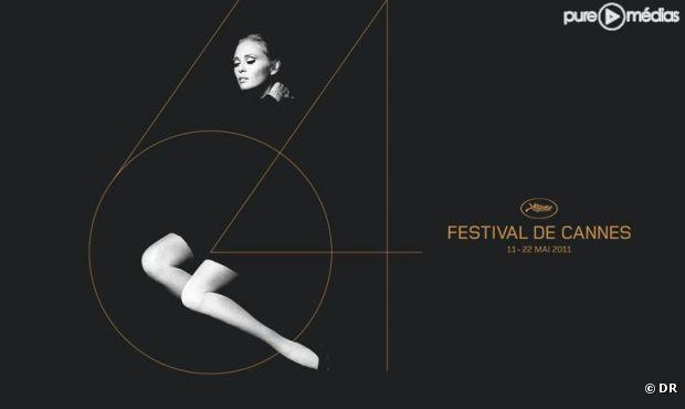 L'affiche du Festival de Cannes (mai 2011)