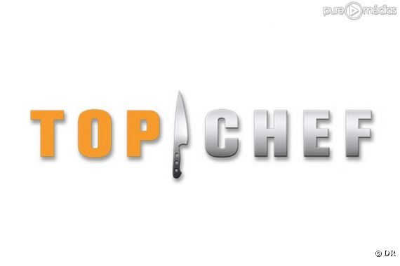"""Le logo de """"Top Chef"""""""
