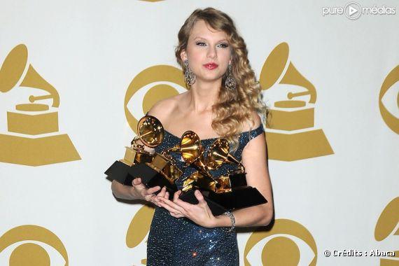 Taylor Swift aux Grammy Awards 2010