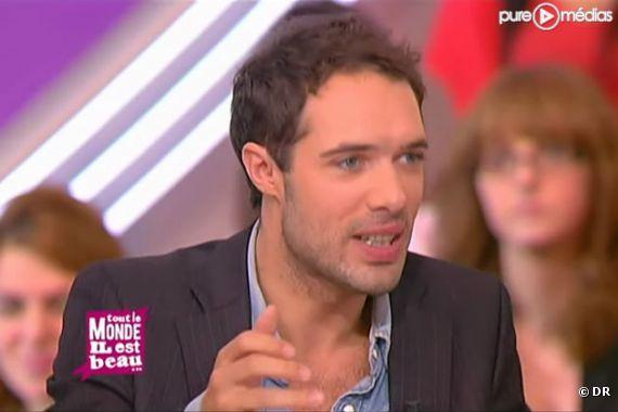 Nicolas Bedos, le 23 janvier 2011 sur Canal+